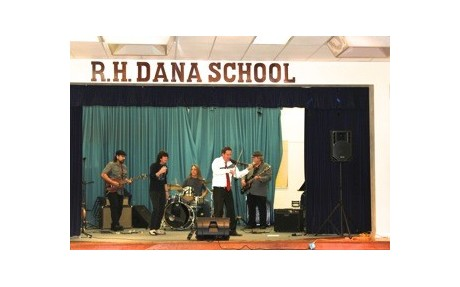 Mayor's concert at RH Dana