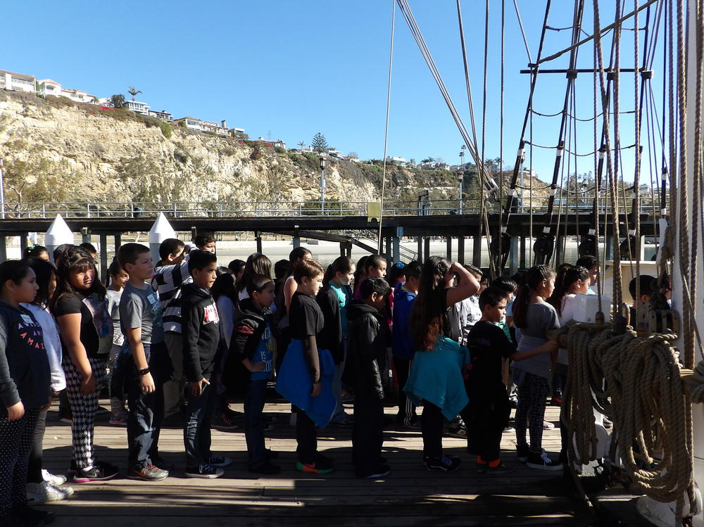 4th Grade Pilgrim Fieldtrip- February 2016